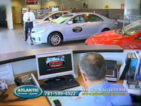 Atlantic Toyota Commercial (Spanish) July 2010 0% Financing
