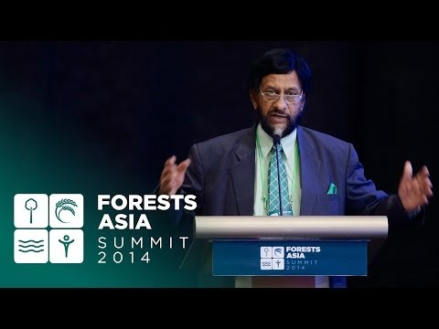 Forests Asia Summit 2014 – Rajendra Pachauri, Day 2 Keynote Speech
