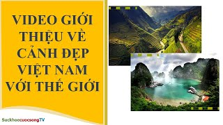Suckhoecuocsong.vn - Video Clip Welcome to Vietnam do Bộ ngoại giao Việt Nam thực hiện