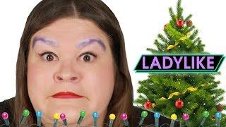 Women Try Ombré Eyebrows • Ladylike