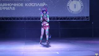 "Neeko. The curious Chameleomn (League of Legends) - Geek-конвент ""CON.Версия"" 2019"