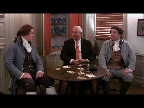 Thomas Jefferson & John Adams Discuss the Constitution with Donald Scarinci
