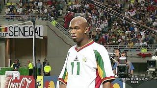 El Hadji Ousseynou Diouf vs Turquie Quart de Finale de la COUPE DU MONDE 2002