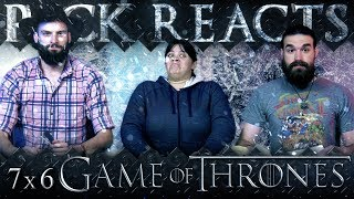 "Rick Reacts: Game of Thrones 7x6 ""Beyond the Wall"""