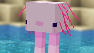 we turned every Minecraft mob into an Axolotl