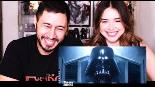 HONEST TRAILERS - ROGUE ONE: A STAR WARS STORY | Reaction!
