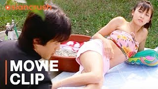 Setting up a hottie on blind date...with God? | Clip from Korean rom-com 'Love, So Divine'