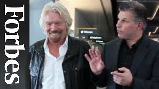 Richard Branson Reveals His Customer Service Secrets | Forbes