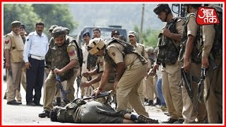 Security Forces Gun Down Four Terrorists In J&K, Nab One