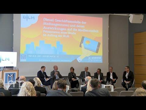 Diskussion: (Neue) Geschäftsmodelle der Mediaagenturen