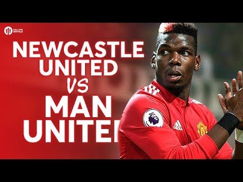 Newcastle United vs Manchester United LIVE PREVIEW!