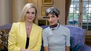 Special Edition: Συζητώντας με την Πρέσβη της Αγγλίας, Kate Smith