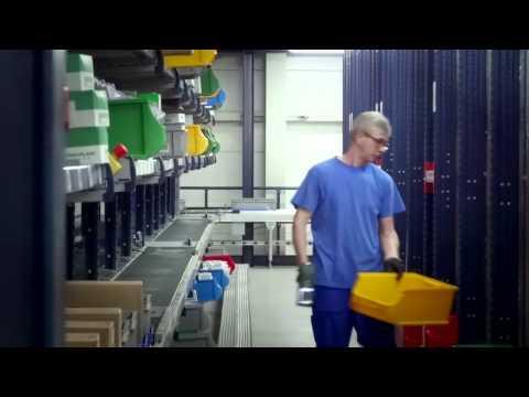 Wdrożenie systemu Logistics Vision Suite™ w firmie TIM S.A.