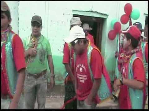 Carnaval en Santiago de Chocorvos 1º-2010