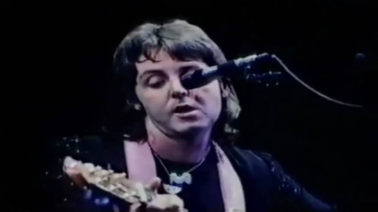 paul mccartney and wings yesterday hd rock show youtube. Black Bedroom Furniture Sets. Home Design Ideas