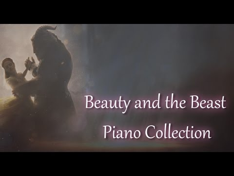 Beauty and the Beast Piano Collection for  RELAXING  and Studying