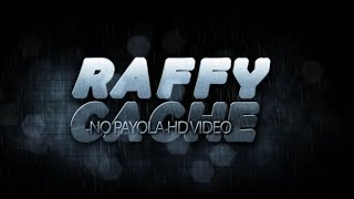 Raffy Cache - No Payola Video Ofical 2018