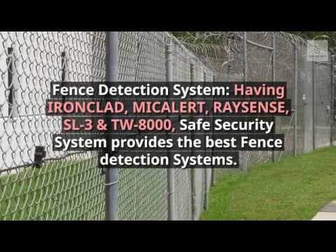 The Ultimate Guide To Fence Detection Systems