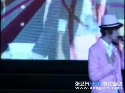 【兴吧XingPark】EXO-LAY张艺兴《光荣》