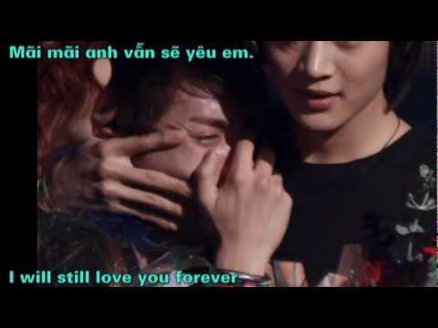 [ Engsub & Vietsub ] 090605 Tragedy - SHINee - Onew & Jonghyun @ Kiss the radio (sukira)