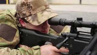 G&G G960 Gas Sniper Rifle - 600+ FPS - Airsoft Review