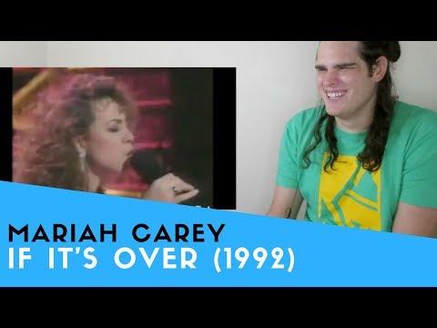 Voice Teacher Reacts to Mariah Carey -