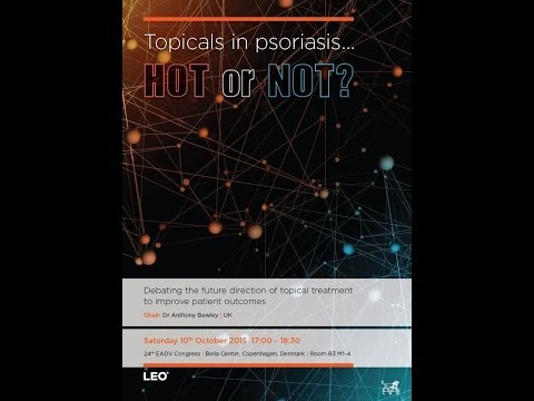 Topical Psoriasis Treatments: Hot or Not?