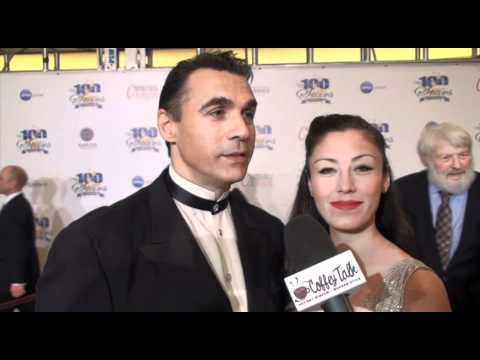 Adrian Paul Interview - YouTube
