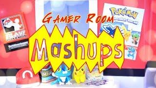Mash Ups: Ultimate Gamer Room -  Video Game Bedroom | Gamer Chair | Minecraft & More