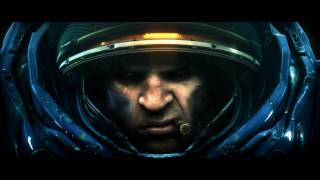 StarCraft 2 Wings of Liberty, первый трейлер (HD) - YouTube