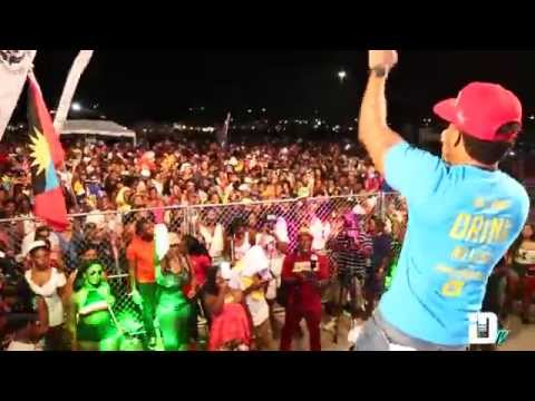 Professional Live at Miami Carnival 2k15