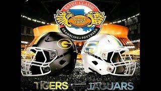 2017 44th Annual Bayou Classic: Southern University Jaguars vs Grambling St  University Tigers