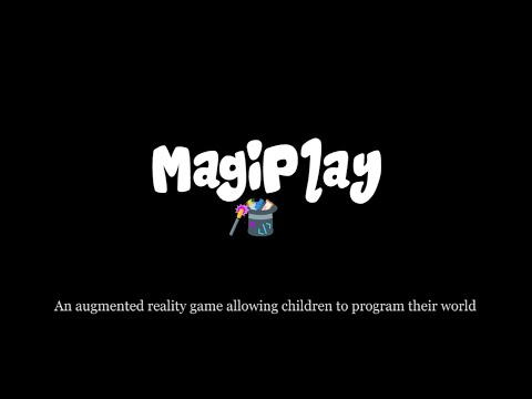 Demonstration of the system MagiPlay
