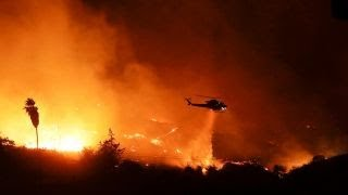 Ventura County fire official: Damage has been 'overwhelming'