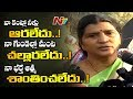 Lakshmi Parvathi pays tribute to NTR, alleges Naidu responsible for great leader's death