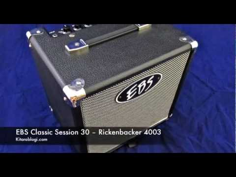EBS Session 30 Combo Bass Amp