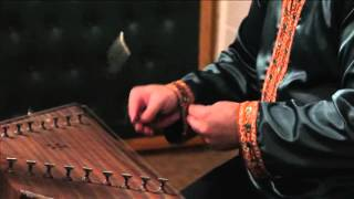 Mehdi Siadat - Improvisation on Santur and Tombak by Mehdi Siadat and Ahmad Mostanbett