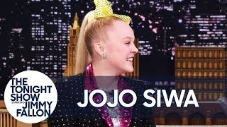 JoJo Siwa on Grabbing Justin Bieber's Attention and Her Signature Bows