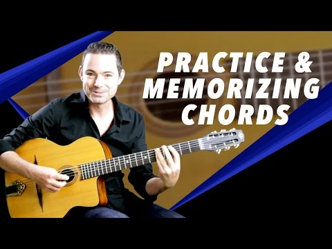 How To Practice & Memorize Guitar Chords - Gypsy Jazz Guitar Secrets