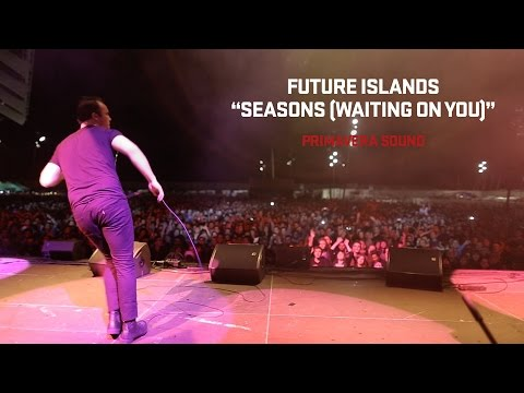 Future Islands Performs