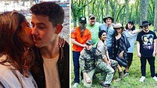 Priyanka Chopra Gets Cozy With Nick Jonas In Texas | Bollywood Gossips 2018 English