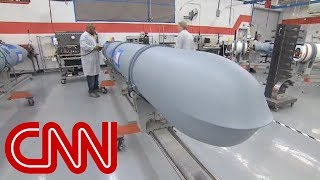 Inside a Tomahawk missile factory