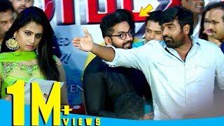 Vijay Sethupathi-யிடம் மொக்கை வாங்கிய SUN TV Anchor | @Ondikku Ondi Audio Launch!