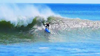 SURFING HURRICANE IRMA!! **Deadly Waves** | JOOGSQUAD PPJT