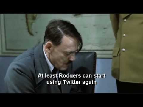 Repeat youtube video Hitler reacts to the Green Bay Packers losing to the New York Giants in the 2012 Divisional Playoffs