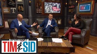 Bianca Andreescu Looking Ahead After Relishing In U.S. Open Triumph | Tim & Sid