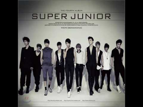 Super Junior - 여행 (A Short Journey)