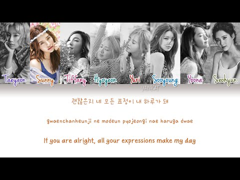 Girls' Generation (소녀시대) – Sailing (그 여름) (0805) (Color Coded Han Rom Eng Lyrics)   by Yankat
