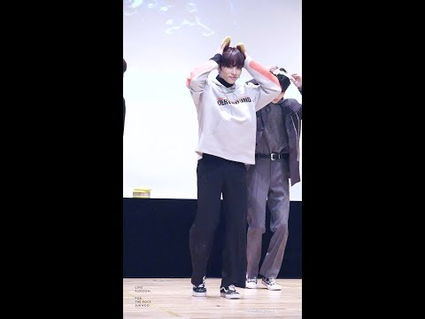181130 Fansign Event - No Air 더보이즈 THE BOYZ 선우 SUNWOO FOCUS