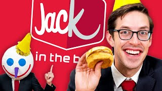 Keith Eats Everything At Jack In The Box